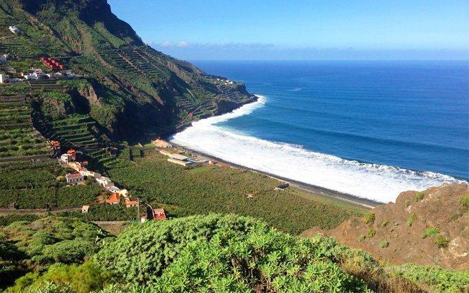 Die grüne Insel der Kanaren – La Gomera