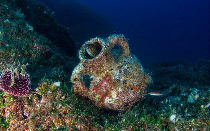 Unterwasserarchäologie in Kroatien