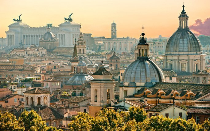 Italiens ewige Stadt – Rom