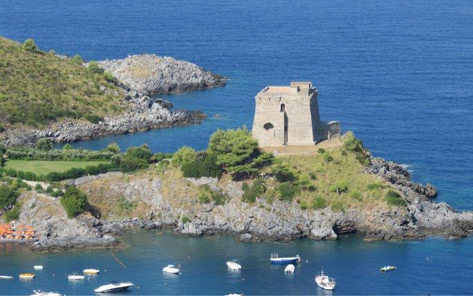 Vor Italiens Küste: San Nicola