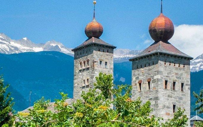 Ein wahrer Palast – das Stockalperschloss