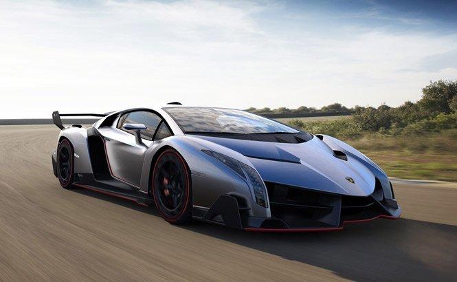 Teuerste limousine der welt  Teuerstes Auto der Welt: Lamborghini Veneno ist Spitzenreiter