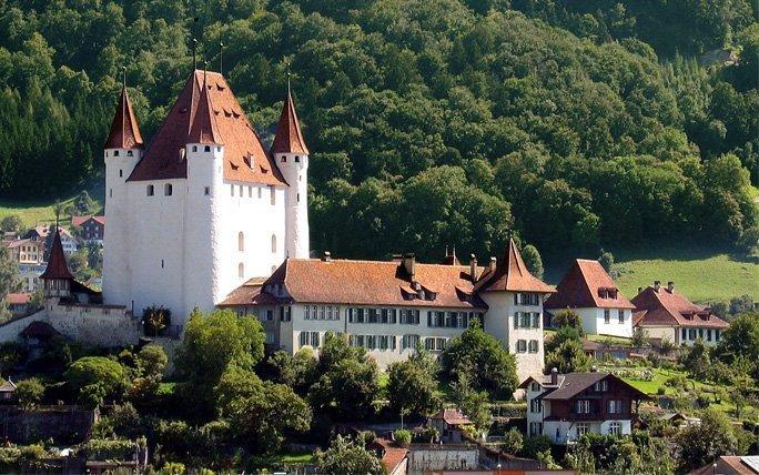 Märchenhaft – Das Schloss Thun