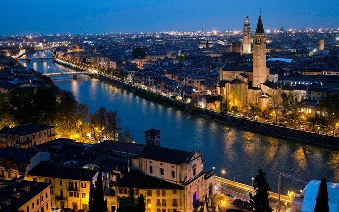 Auf den Spuren von Romeo und Julia – Verona