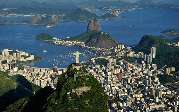 Feurige Ferien in Brasilien