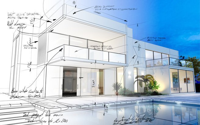 GroBartig Wenn Sie Gerade Ein Haus Bauen, Liefern Architektenhäuser Eine Gute  Inspiration. Wir Stellen Ihnen. IDEEN FÜR HAUSDESIGN