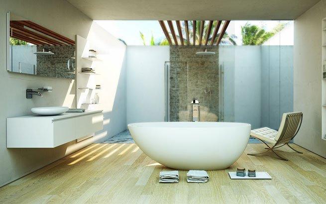 Bad Einrichten badezimmer einrichten design