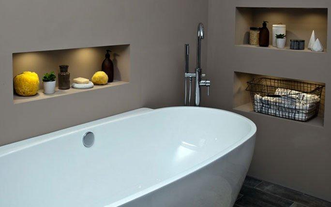 Einrichtungstipps fürs Bad: Kleine Bäder optimal gestalten