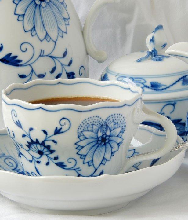 Kostbare Porzellan Kunstwerke