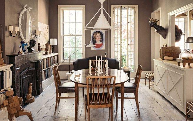 Wohnung einrichten wohninspirationen aus brooklyn interior for Kathleen hackett