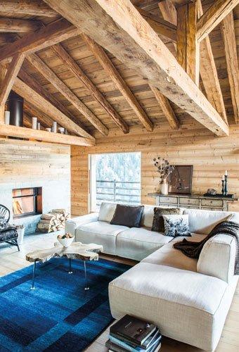 Wohnung einrichten im chalet stil gem tlich wie im landhaus for Wohnung modern einrichten