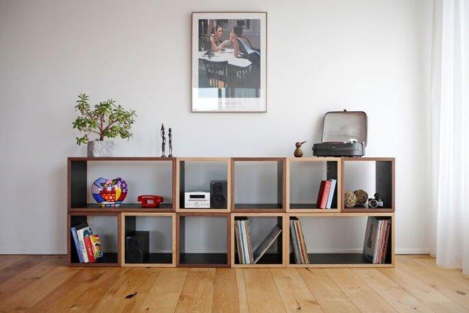 Designmesse Ch Aussteller Cubes Wurfel Mobel Von Knebach