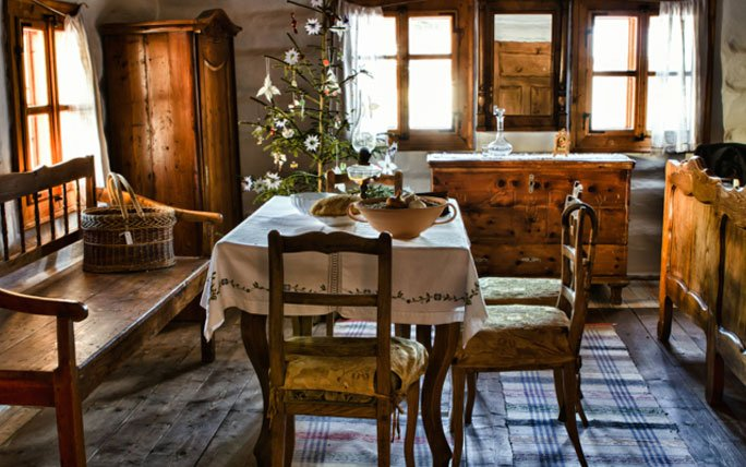 traditioneller landhausstil country style wohnzimmer. Black Bedroom Furniture Sets. Home Design Ideas