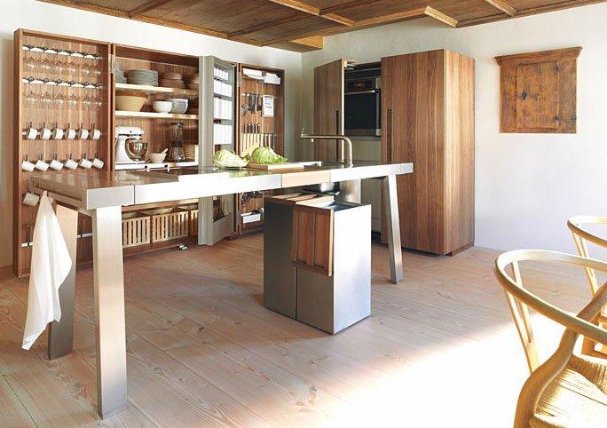 Offene Küche: Modern, Aber Kein Wohntrend Für Jedermann