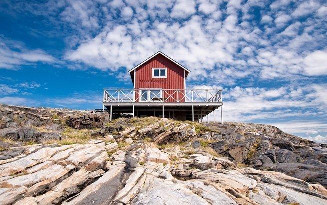Zu den beliebtesten Einrichtungsstilen gehört zurzeit der Stil aus dem hohen Norden.