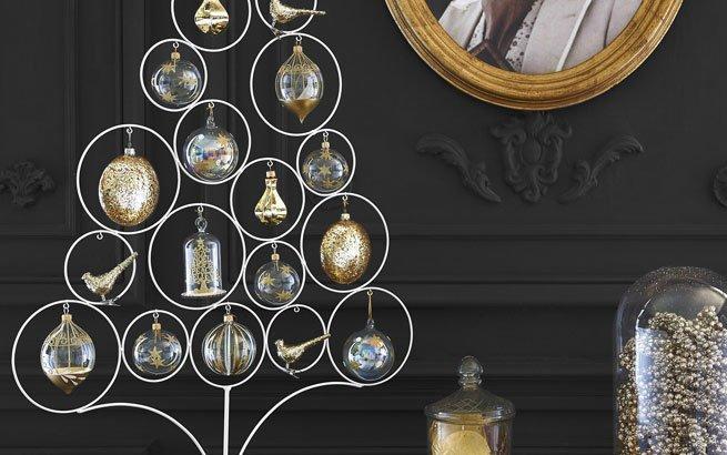 weihnachtsbaum deko trends 2015 so dekoriert man dieses jahr. Black Bedroom Furniture Sets. Home Design Ideas