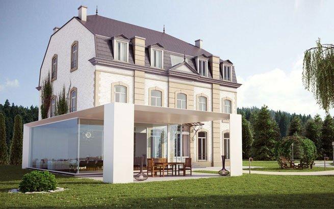 wintergarten schweiz die sch nsten modelle und schweizer. Black Bedroom Furniture Sets. Home Design Ideas