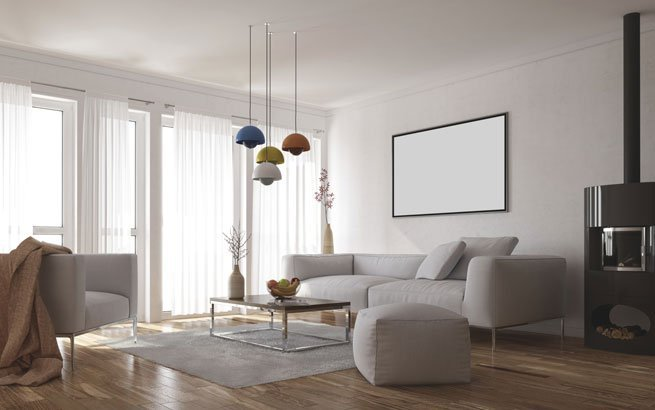 wohnzimmereinrichtung 10 wohnbeispiele von bohemian style bis vintage. Black Bedroom Furniture Sets. Home Design Ideas