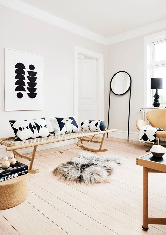 Skandinavisch einrichten sonnengruss f r die einrichtung for Wohnzimmer nordisch