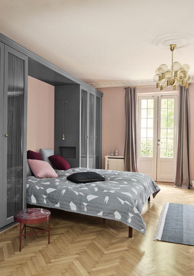 Skandinavisch einrichten: Schlafzimmer