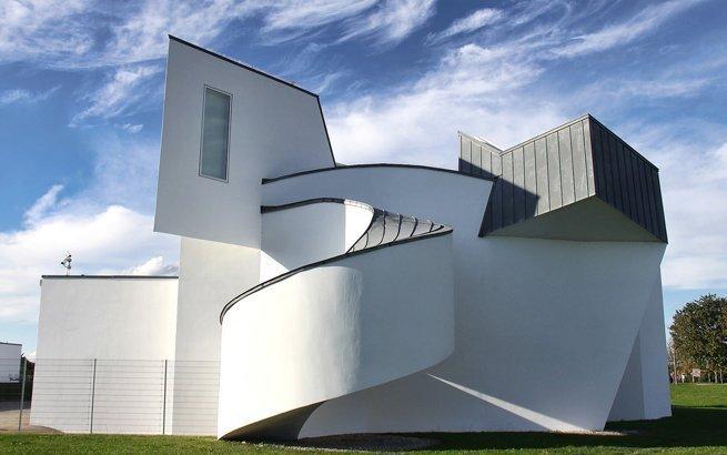 Vitra design museum das design mekka l dt ein - Dekonstruktivismus architektur ...