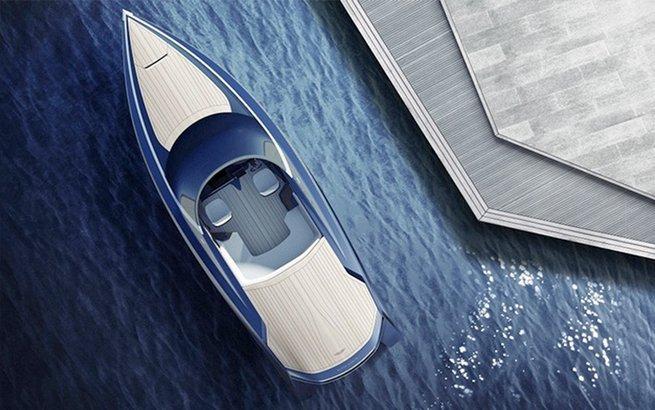 Aston Martin Am37 Die Yacht Version Eines Cabrios